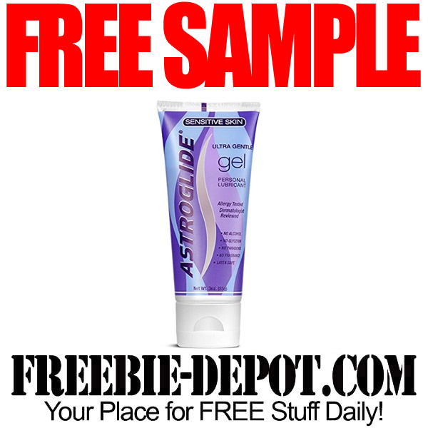 Free-Sample-Astroglide-Sensitive