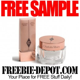 FREE SAMPLE – Charlotte Tilbury Skin Care Products