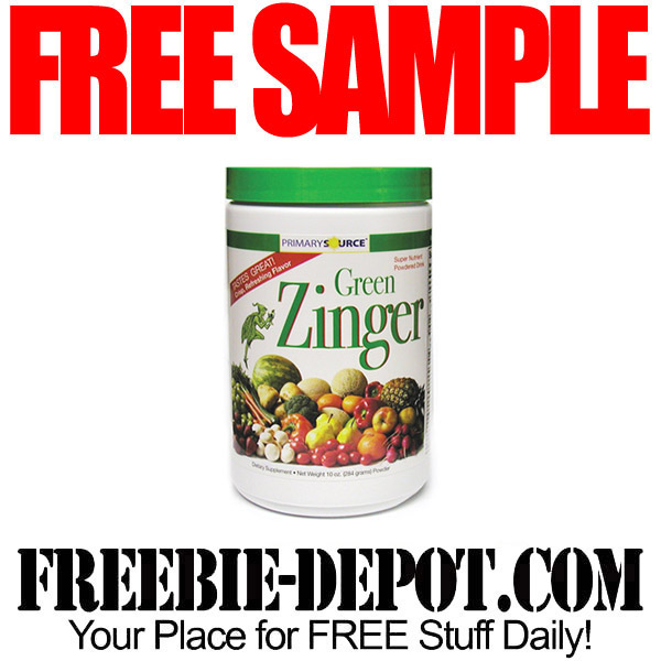 Free-Sample-Green-Zinger