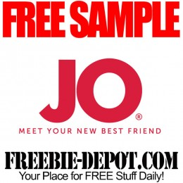 FREE SAMPLE – JO Personal Lubricant