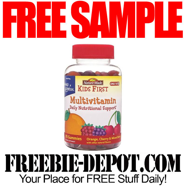 Free-Sample-Kids-Gummies