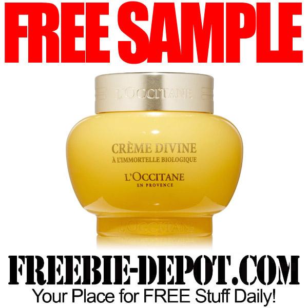 Free-Sample-LOccitane