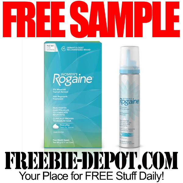 Free-Sample-Rogaine