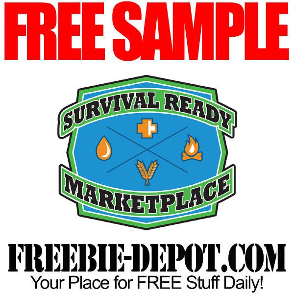 Free-Sample-Survival-Food