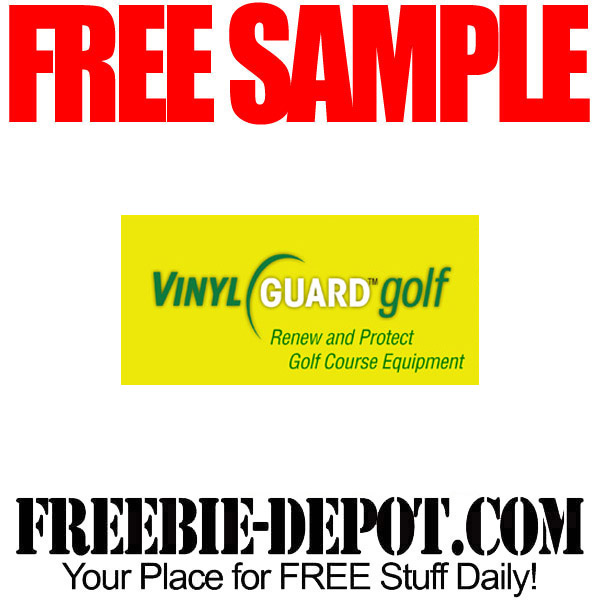 Free Sample VinylGuard Golf