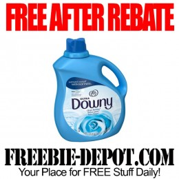 Free-After-Rebate-Downy-Target