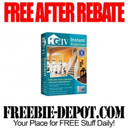 FREE AFTER REBATE – HGTV Instant Makeover Software – Exp 2/6/16