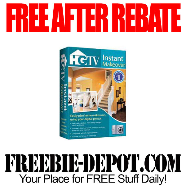 Free-After-Rebate-HGTV-Makeover