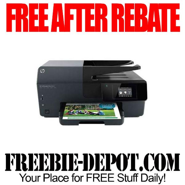 Free-After-Rebate-HP-Printer