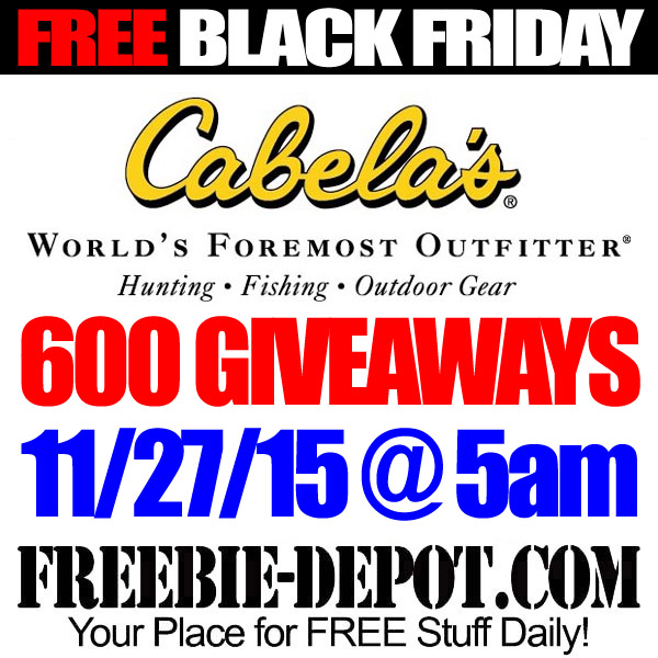 Free-Black-Friday-Cabelas-2015