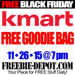 Free-Black-Friday-Kmart