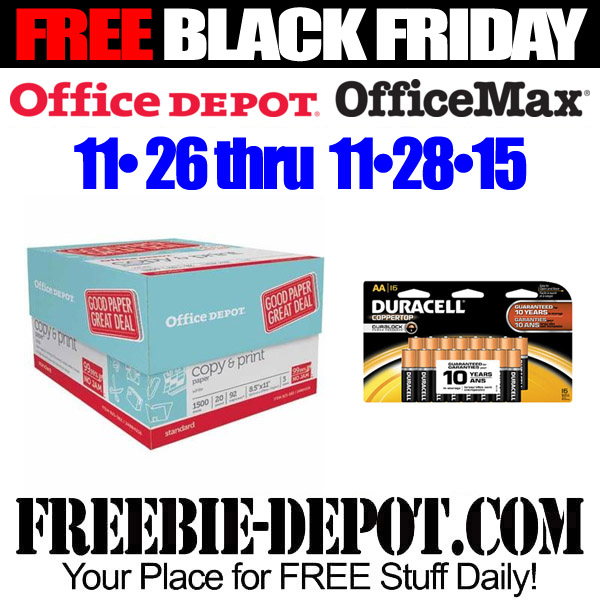 Free-Black-Friday-Office-Depot-OfficeMax-2015