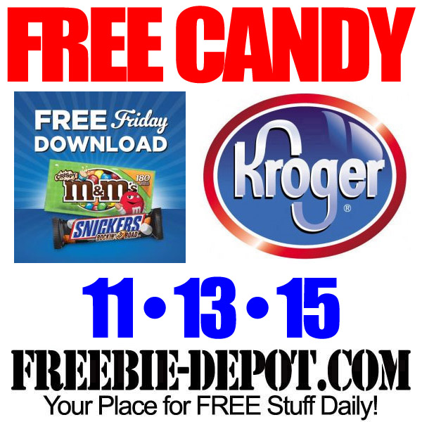 Free-Kroger-Candy