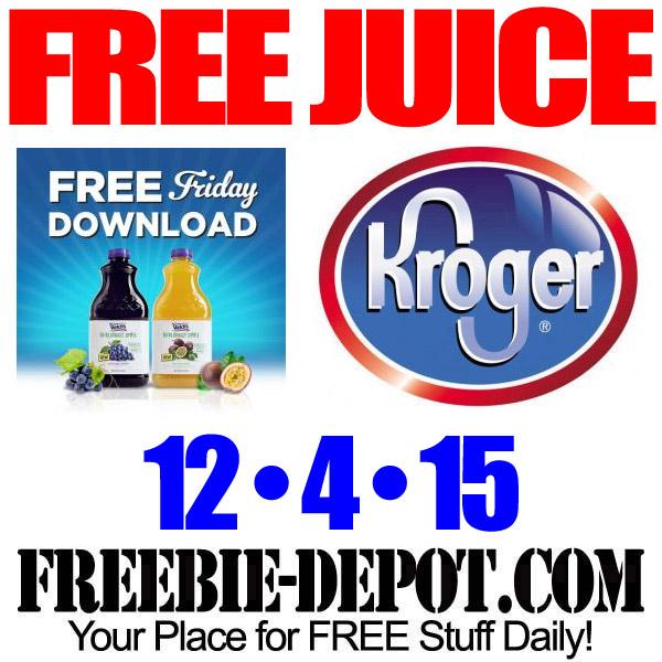 Free-Kroger-Juice