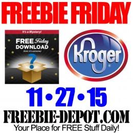 Free-Kroger-Mystery