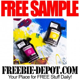 FREE SAMPLE – Sennelier Abstract Acrylic Paint