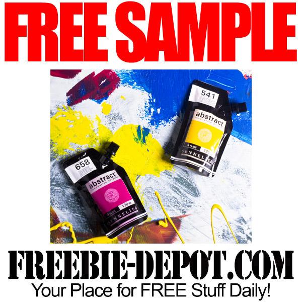 Free-Sample-Acrylic-Paint