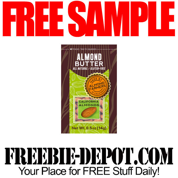 Free-Sample-Almond-Butter