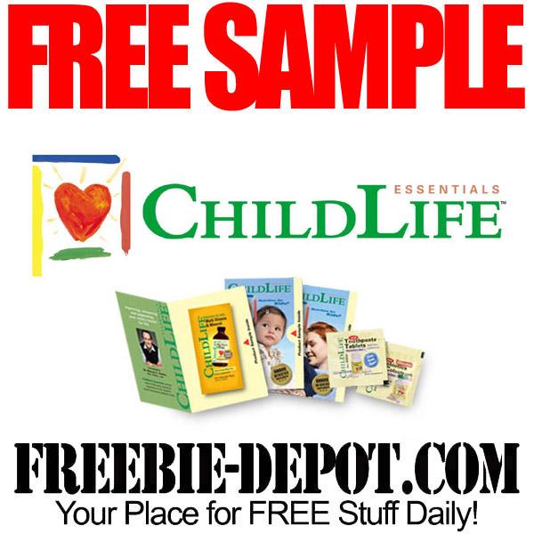 Free-Sample-ChildLife