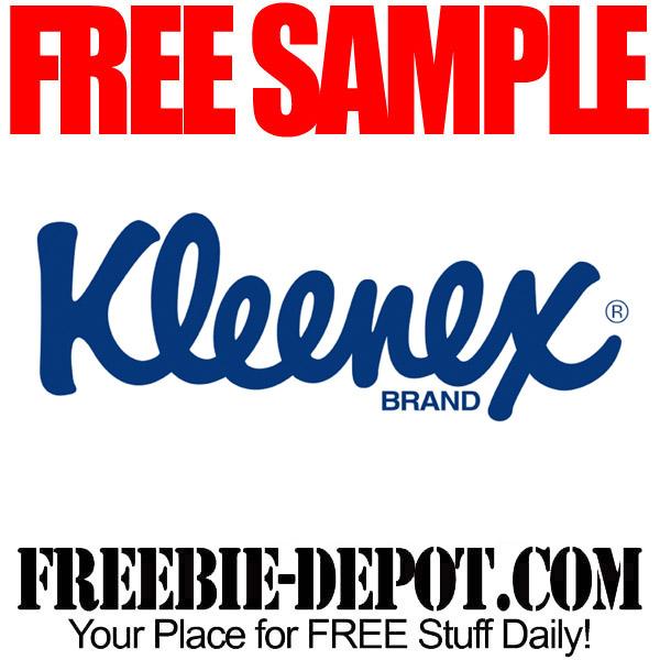 Free-Sample-Kleenex