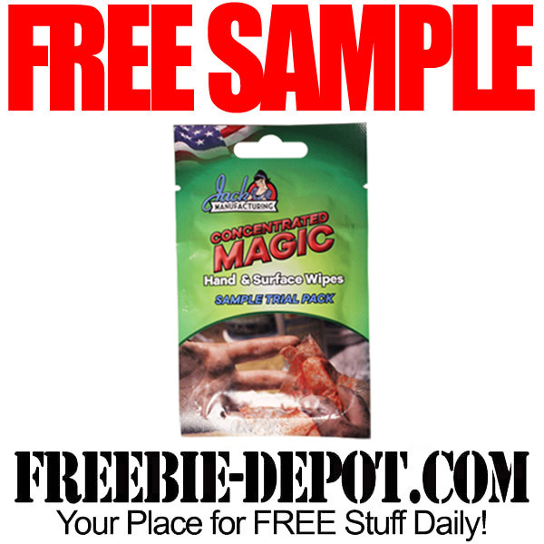 Free-Sample-Magic-Wipes