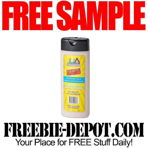Free-Sample-Magic