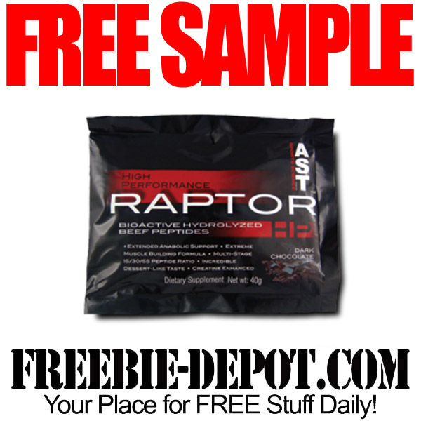 Free-Sample-Raptor