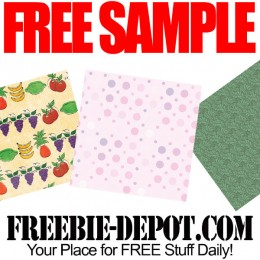 Free-Sample-Shelf