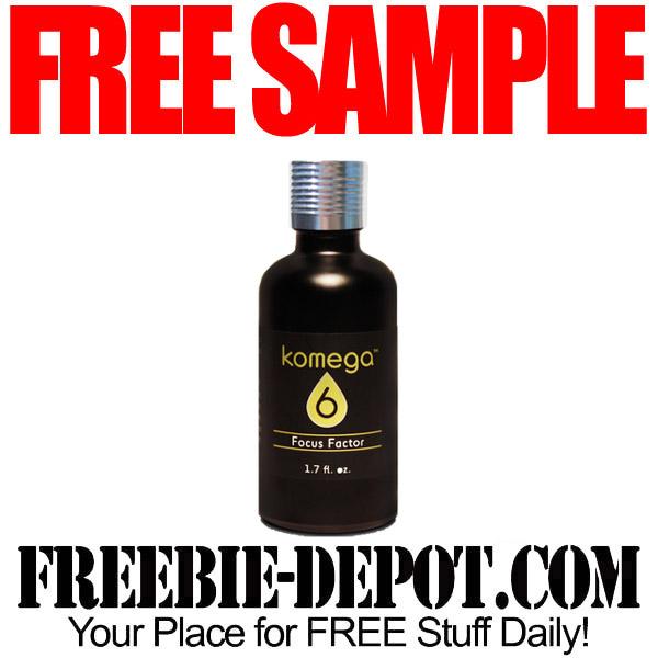 Free-Sample-komega
