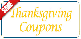 Thanksgiving-Coupons