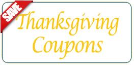 Thanksgiving-Coupons