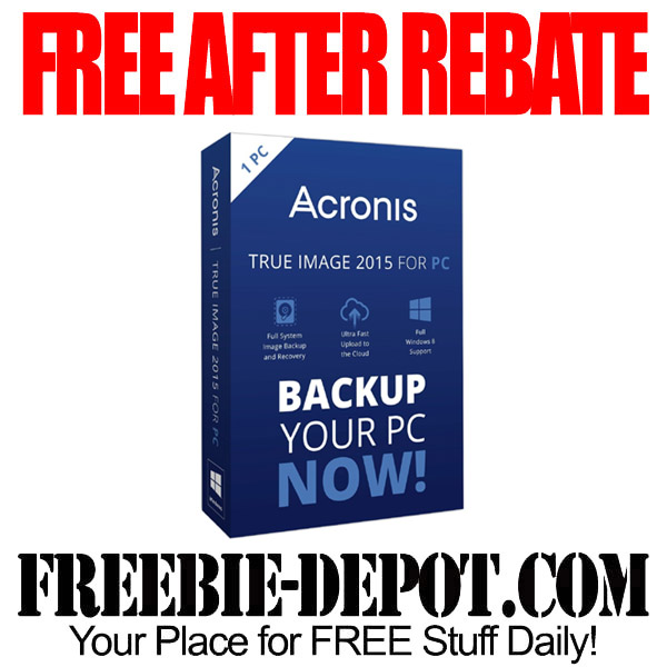 Free-After-Rebate-Acronis-Newegg