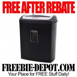 Free-After-Rebate-Shredder