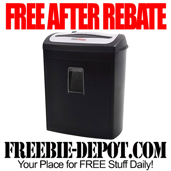 Free-After-Rebate-Shredder
