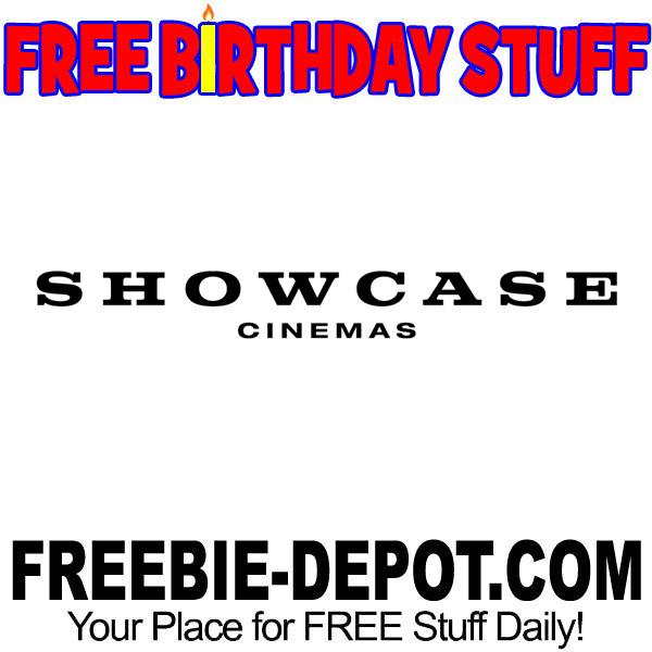 FREE BIRTHDAY STUFF – Showcase Cinemas