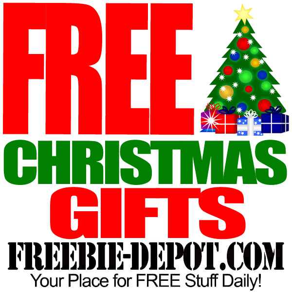 free christmas gift ideas free holiday shopping freebie depot