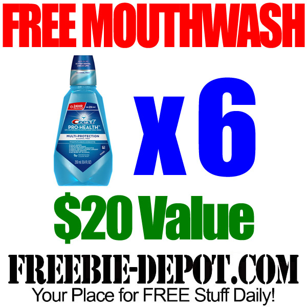 Free-Crest-Mouthwash