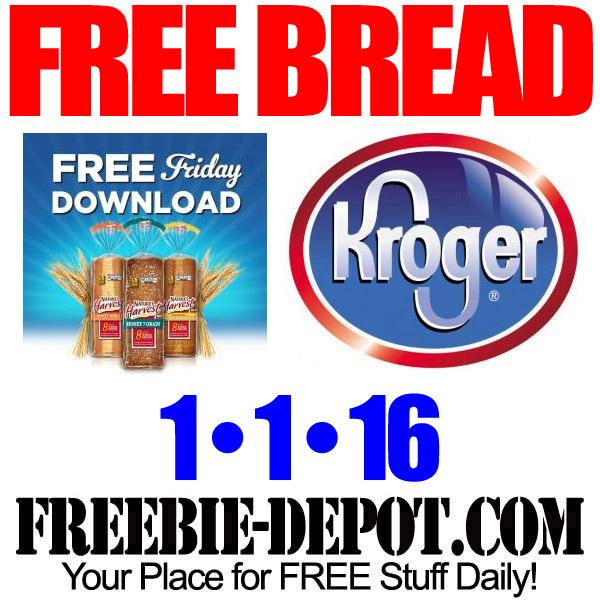 Free-Kroger-Bread