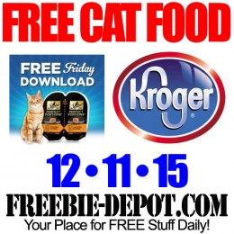 Free-Kroger-Cat-Food