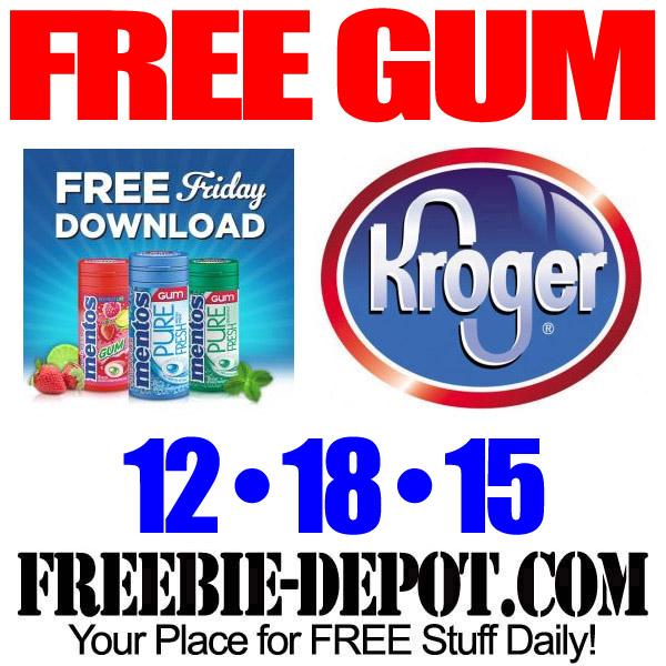 Free-Kroger-Mentos-Gum
