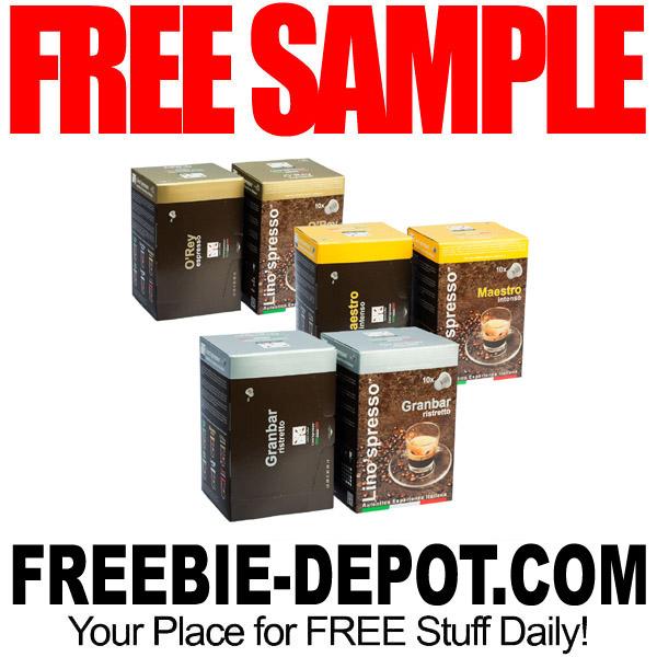 Free-Sample-Espresso