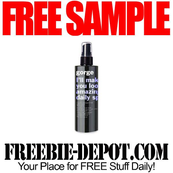 Free-Sample-Gorge