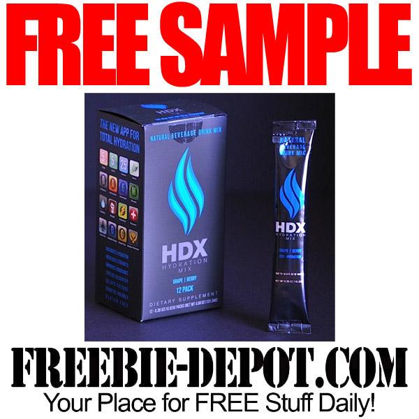 Free-Sample-HDX