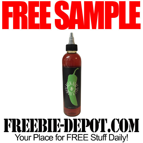 Free-Sample-Honey