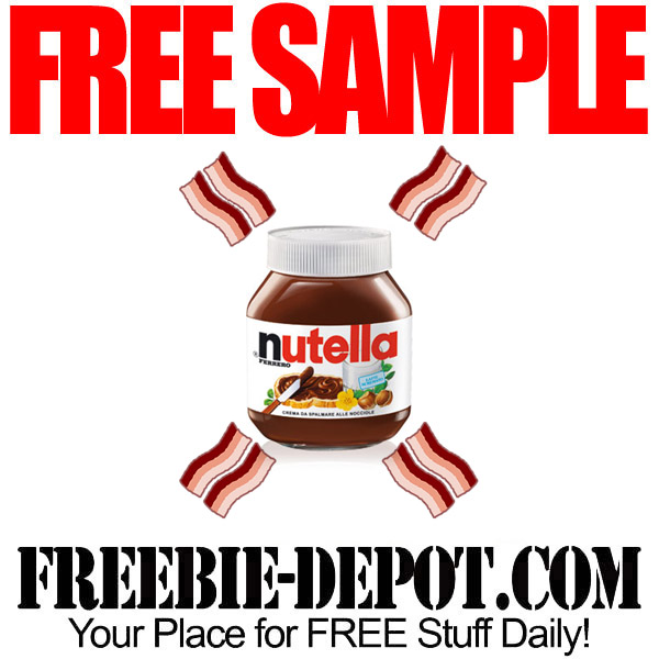 Free-Sample-Nutella-Bacon