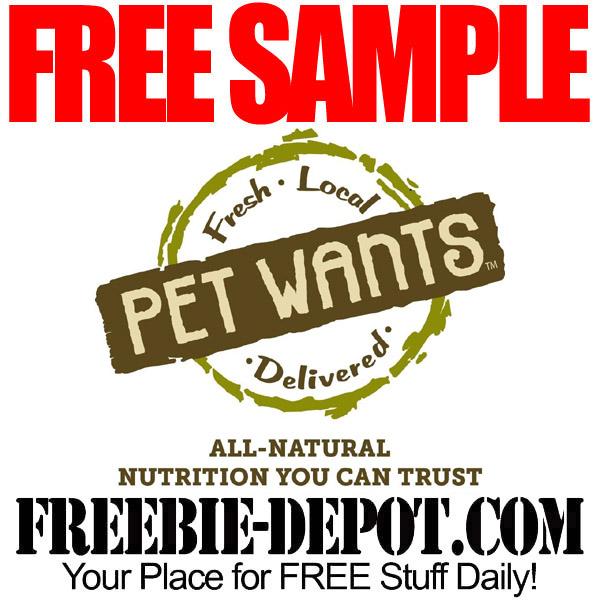 Free-Sample-Pet-Wants