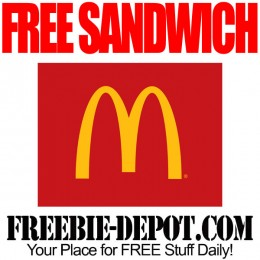 Free-Sandwich-McDonalds