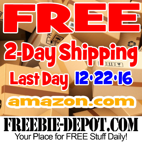 FREE 2 Day Shipping from Amazon – Get gifts delivered by Christmas ...