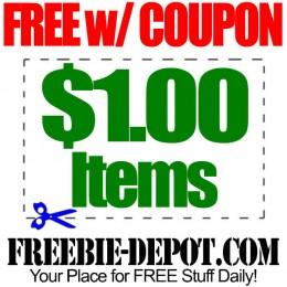 Free-w-Coupon-1-Dollar