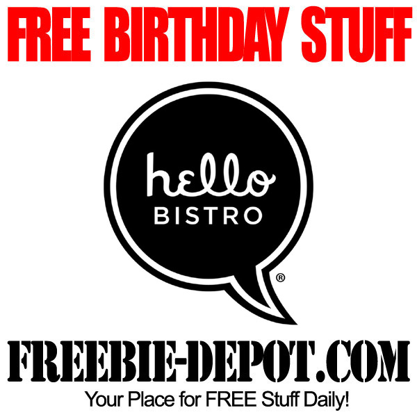 FREE BIRTHDAY STUFF – Hello Bistro – FREE BDay Meal in Pittsburgh